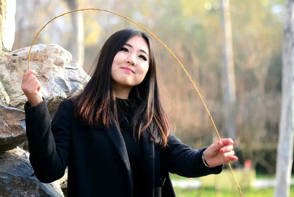 【林州摄影师宋晓宇】我与美女老师的偶遇
