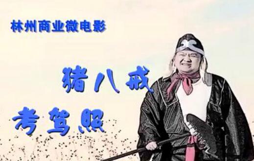 林州方言微电影《猪八戒考驾照》 (7614播放)