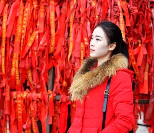 【林州摄影师宋晓宇】少女的祈福