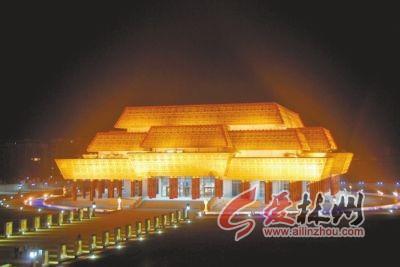 中国文字博物馆是由林州人建造的,获中国建筑工程鲁班奖。