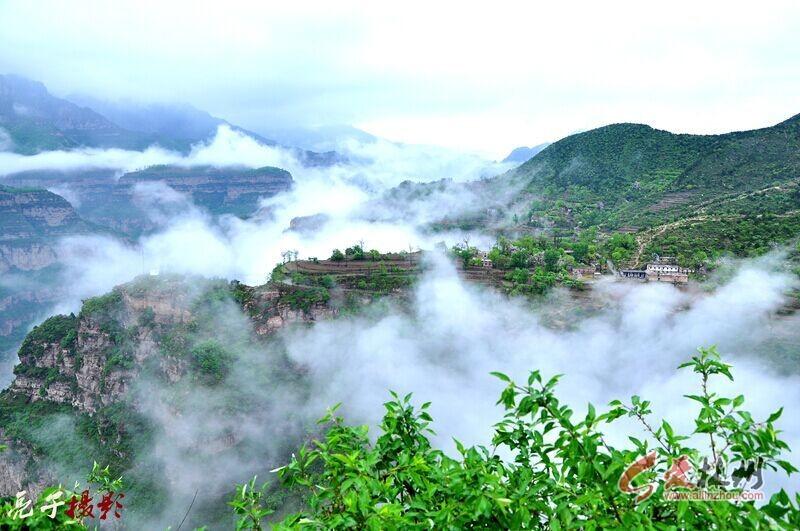 【林州摄影师李国亮】雾涌大峡谷