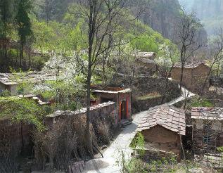 中国传统村落——林州南湾村