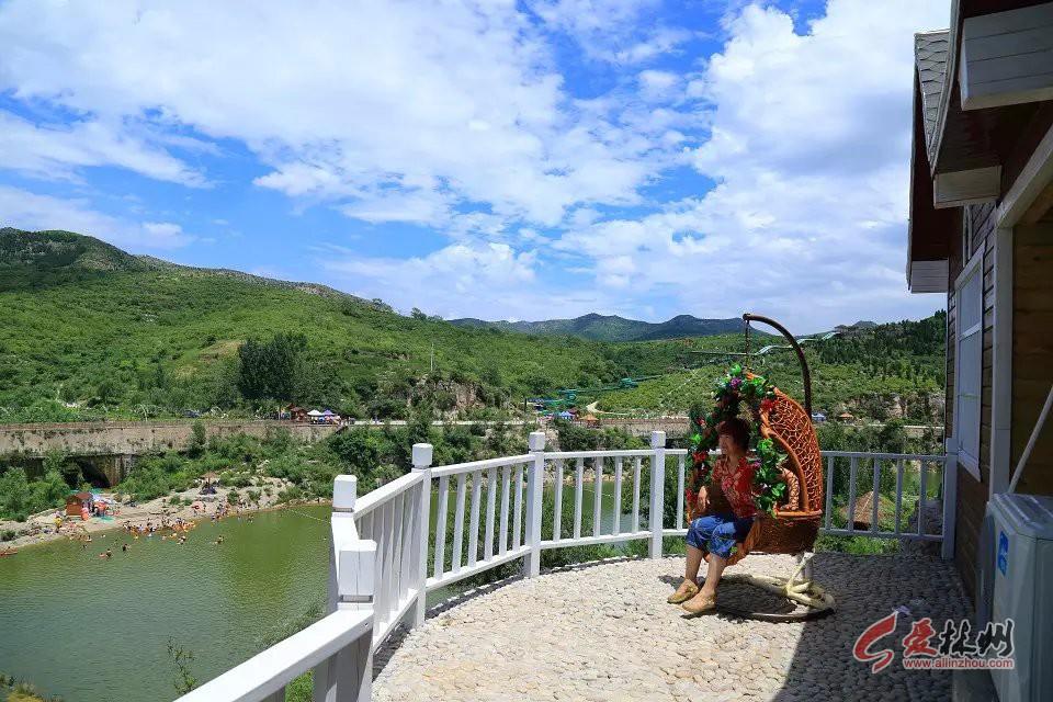 林州万泉湖风景区