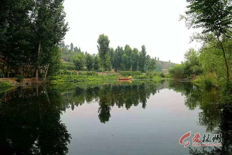 林州万泉湖风景区_林州景区