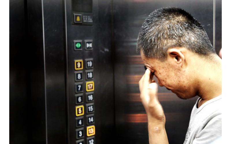 河南林州:一位尿毒症病人的一天