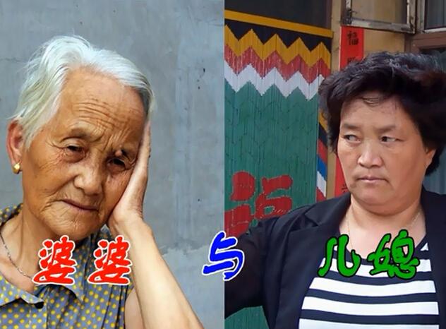 林州方言微电影《婆婆与儿媳》 (14937播放)