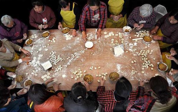 林州:乡村婚礼纪实