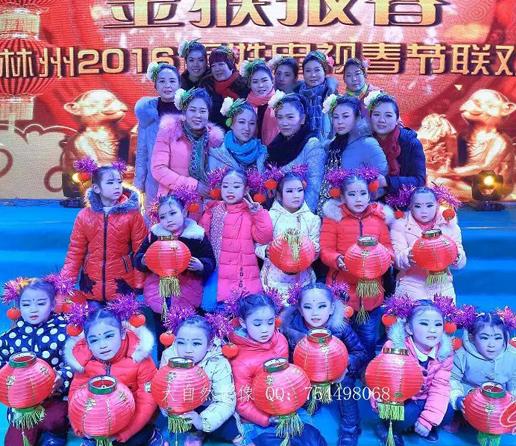 2016年林州百姓春晚