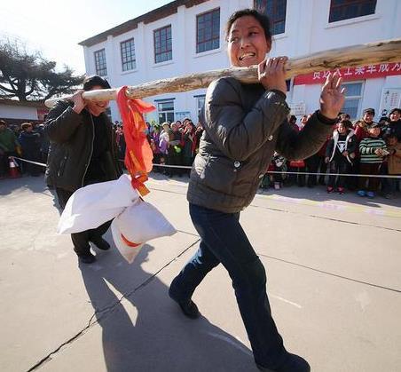 林州:村民这样欢度春节,网友一致点赞!