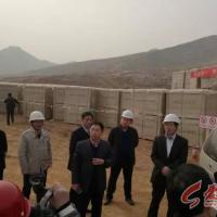 采桑:晶澳副总裁督导20兆瓦太阳能发电项目建设