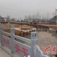 林州桂林:在添淅园文体活动广场