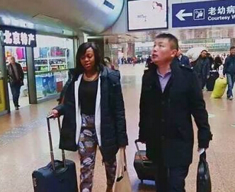 cctv-4《外国人在中国》林州洋媳妇创业记(上)