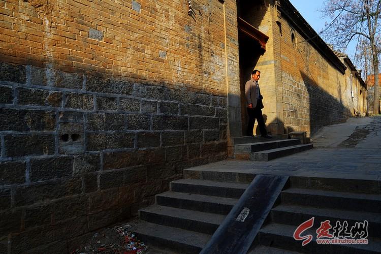 林州清代建筑群--刘家大院 - 白开水 - 林州白开水