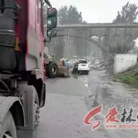 强对流天气袭击河南林州 局地风力达12级致6死2伤