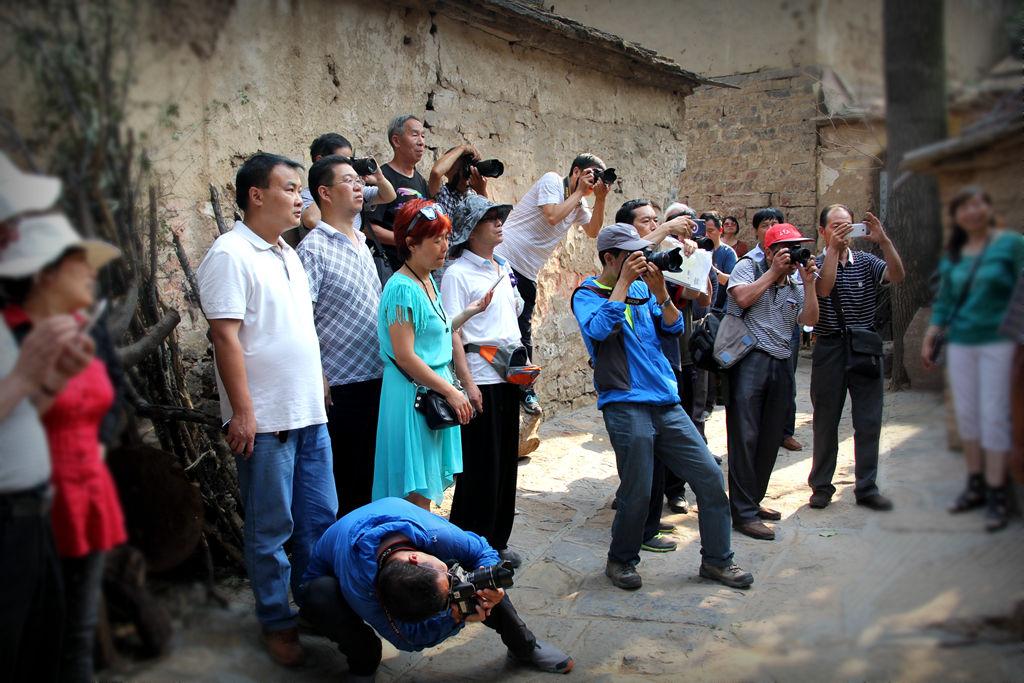 林州:任村采风团纪实之人物肖像