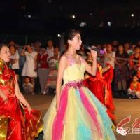 """""""庆七一 颂党恩""""林州市庆祝中国共产党成立95周年广场文化活动在人民广场成功举办"""