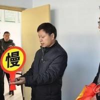 林州:12.2全国交通安全日 交警在行动