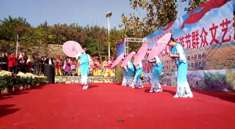 茶店镇第三届菊花文化旅游节群众文艺汇演预赛成功举行