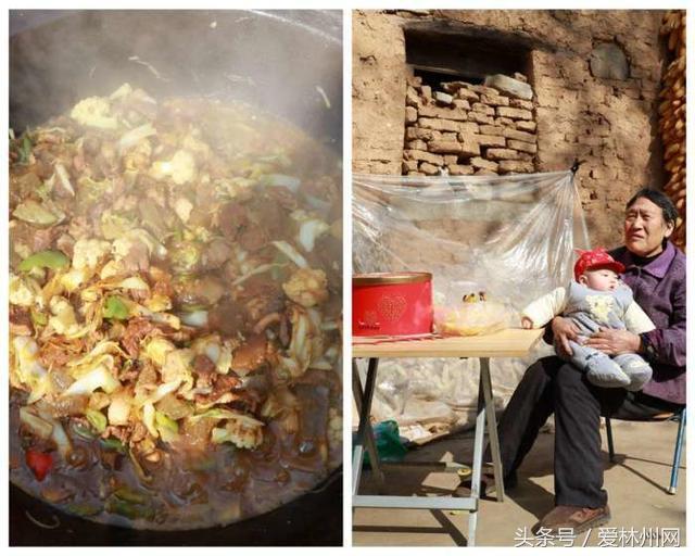 林州:农村老奶奶过生日只吃一道菜,称很幸福