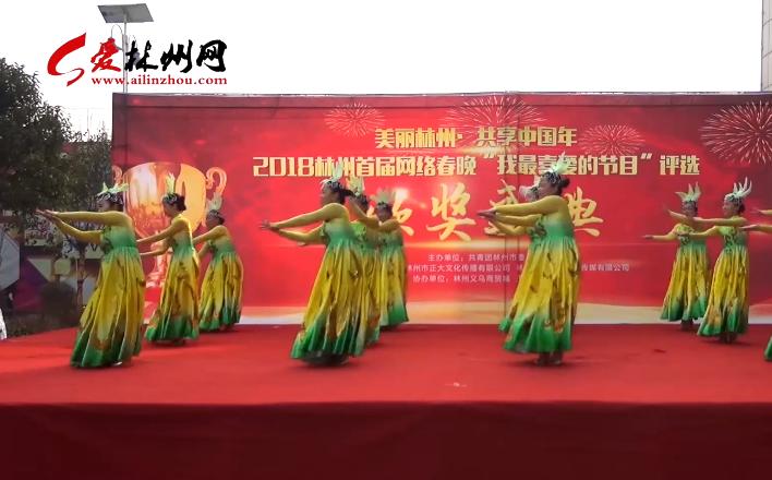 2018年林州网络春晚颁奖盛典