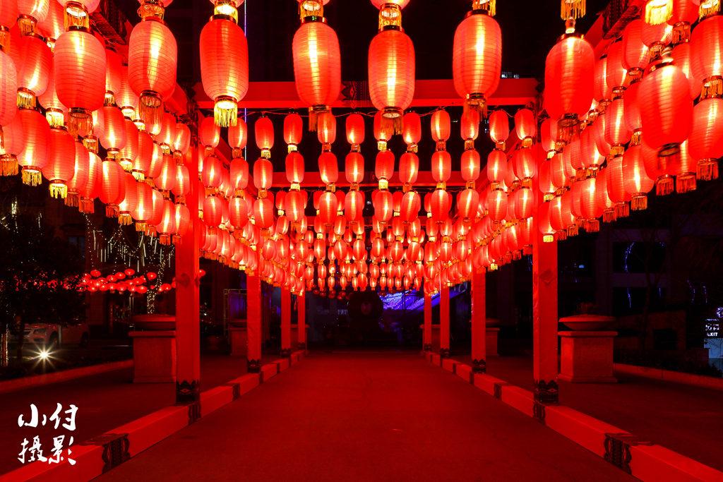 林州:灯笼红,年味浓!回家牵挂着在外游子的心弦