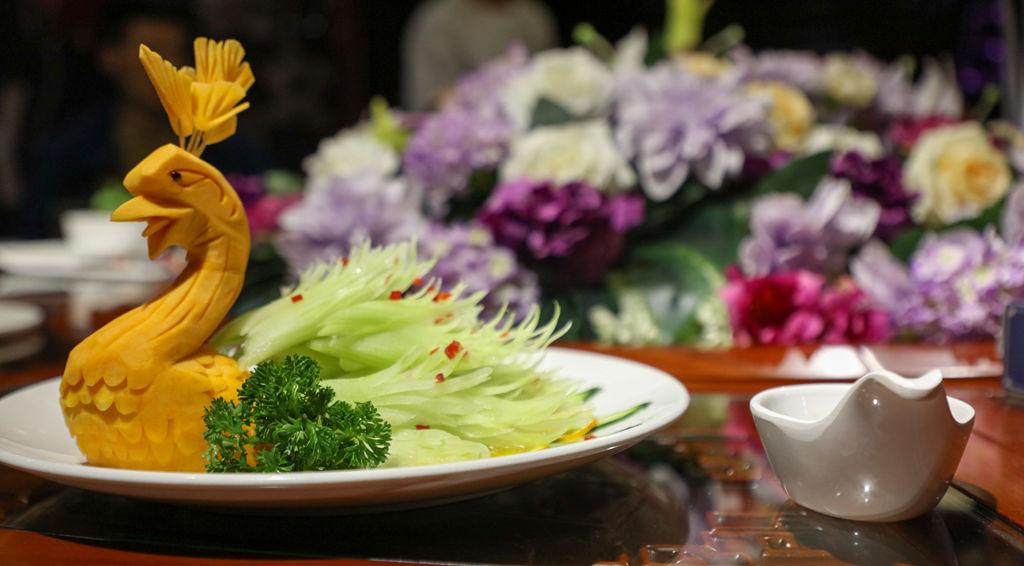 实拍:林州中房酒店部分菜品展示