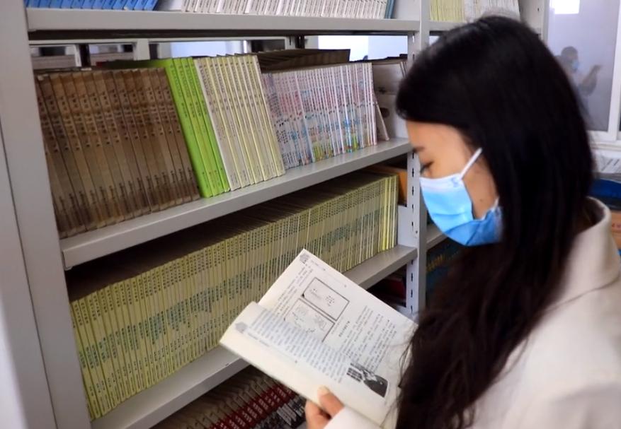 林州市第十三中学第七小学:校园溢满书香 好书伴我成长 (34播放)