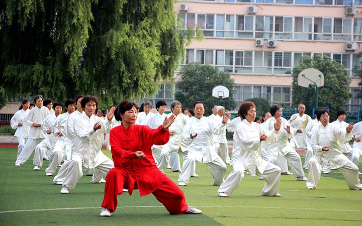 林州2020全民健身日活动今日举办 掀起全民健身热潮